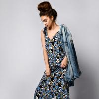 Maxikleider im Herbst stylen | Style my Fashion