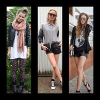 Rock Chic - Biker Looks und Leder überall   Style my Fashion