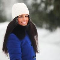 Kühle Eleganz: Winter-Trendfarbe Blau | Style my Fashion