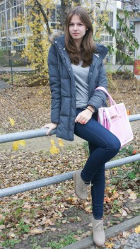 Tasche | back to grey | Style my Fashion