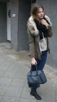 Mango Sweater | foggy | Style my Fashion