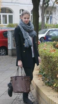 Mantel | Plaid | Style my Fashion