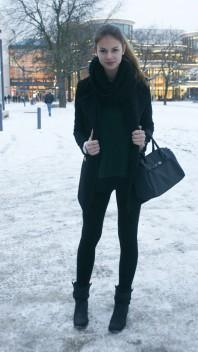 Mantel | feeling cozy | Style my Fashion