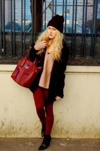 Leggin | BURGUNDY | Style my Fashion