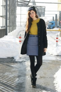Comme des Fuckdown | Mustard and Blu... | Style my Fashion