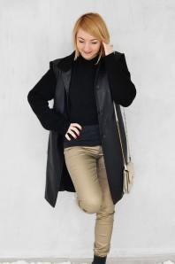 goldjeans | schwarzgold | Style my Fashion