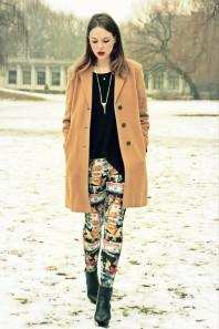 print leggings | print leggings | Style my Fashion