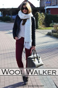 Schal | Wool Walker | Style my Fashion