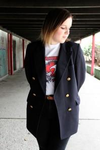 High Waist Jeans | Dark Storm | Style my Fashion