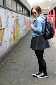 Nietenrucksack   Beautiful Mista...   Style my Fashion