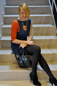 stiefeletten | colour blocking | Style my Fashion
