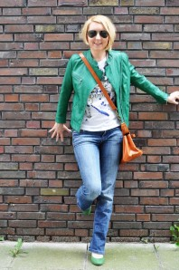 pilotenbrille | green day | Style my Fashion
