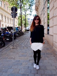 Skort Zara | The Skort | Style my Fashion