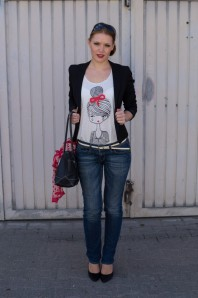 Shirt | kiss kiss | Style my Fashion