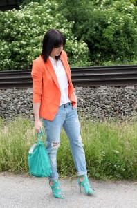 Boyfriend Jeans | boyfriend color... | Style my Fashion