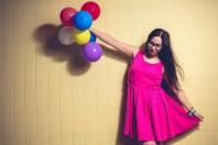 pinkes Skaterkleid | pink flirt. | Style my Fashion