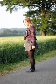 Printblazer von H&M | Fields of Gold | Style my Fashion