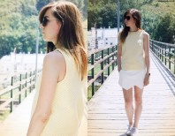Zara Top | Sunny Friday | Style my Fashion