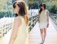 Zara Top | Sunny Friday | Style my Fashion