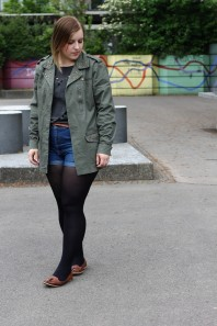Parka mit Nieten | Another Love | Style my Fashion