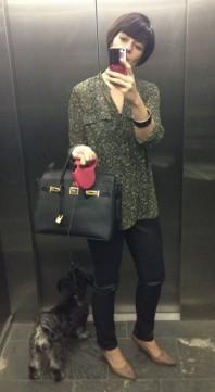Bluse Leoprint | Leo.... | Style my Fashion