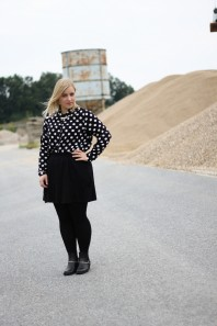 Polka Dot Bluse  | Keep on Walking | Style my Fashion