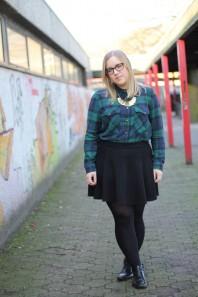 Tartan Hemd | I'm sorry that... | Style my Fashion