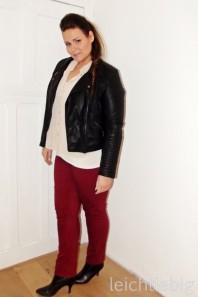 schwarze Stiefeletten | Plus Size Freiz... | Style my Fashion