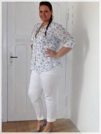 graue Pumps   Plus Size Weiße...   Style my Fashion