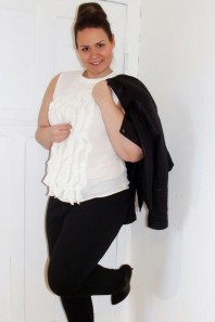 Kunstlederjacke | My New Year's E... | Style my Fashion