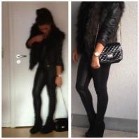 Lederjacke | Elegant in den... | Style my Fashion