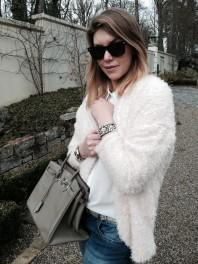 Ray-Ban Sunglasses | Fluffy soft Car... | Style my Fashion