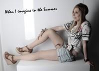 Mintblaue Freizeithose kombinieren: 'Hotpants ' (Damen, Hose, blaugrün, blau, grün, Bilder) | Style my Fashion
