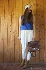 Weiße Chino kombinieren: 'weiße Hose' (Damen, Hose, weiß, Bilder) | Style my Fashion
