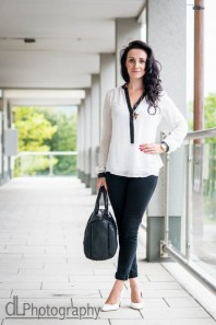 Schwarze Slimfit-Jeans kombinieren: 'Jeans schwarz' (Damen, Jeans, schwarz, Bilder) | Style my Fashion