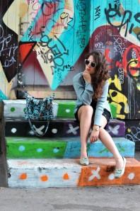 Mintblaue Übergangsjacke kombinieren: 'Cardigan aus Seide' (Damen, Jacke, blaugrün, blau, grün, Bilder) | Style my Fashion