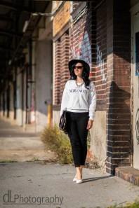 Weißes Sweatshirt kombinieren: 'Weißer Sweater' (Damen, Pullover / Sweater, weiß, Bilder) | Style my Fashion