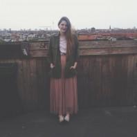 Olive Übergangsjacke kombinieren: 'lässige Übergangsjacke' (Damen, Jacke, grün, Bilder) | Style my Fashion