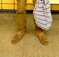 braune Wildlederschuhe | urban meets tra... | Style my Fashion
