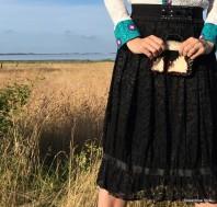 Spitze 4.0: Skirt & Shirt