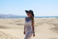 Weißes klassisches Kleid kombinieren: 'boho vibes' (Damen, Kleid, weiß, Bilder) | Style my Fashion