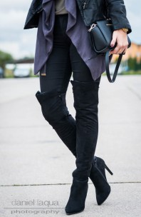 Layering and overknees
