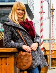 kuschlig warmer Schal | Stylish im Allt... | Style my Fashion