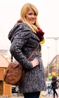 klassische Wolljacke | Stylish im Allt... | Style my Fashion