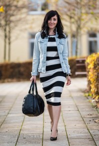 Stripes and denim
