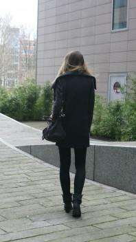 Mantel mit kleinen Rundnieten | best christmas... | Style my Fashion