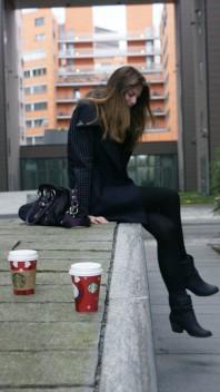 Große Tasche zum Umhängen oder mit Henkeln | best christmas... | Style my Fashion