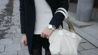 Helle, große Tasche   just a good day   Style my Fashion