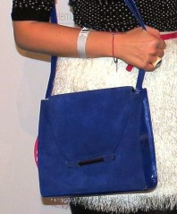 Royal Blue Bag | Berlin Fashion... | Style my Fashion