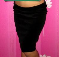 schwarzer Samtrock | Accessorires mi... | Style my Fashion